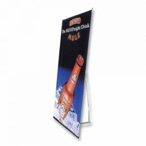 Stand Αφίσας μονής ή διπλής όψης